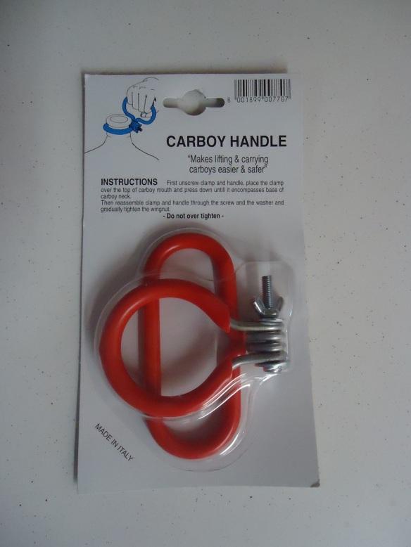 carboy handle