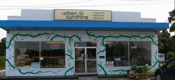 urban sunshine organic and hydroponic gardening altamonte springs,fl