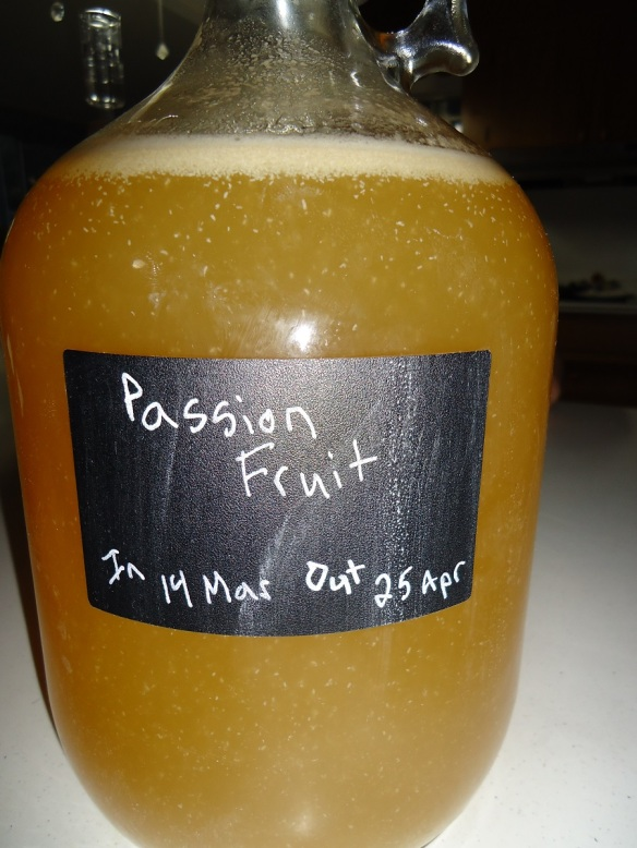 passion fruit batch