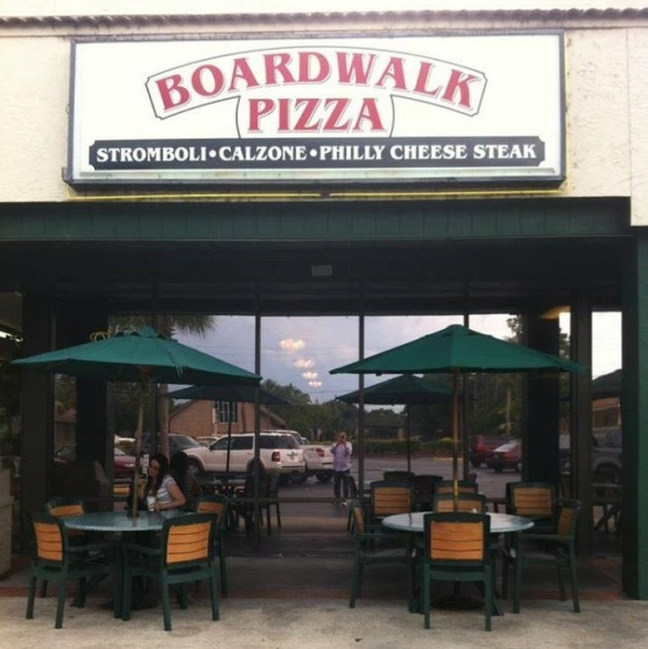 Boardwalk Pizza Winter Park, FL